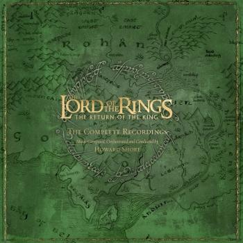 Cover The Lord Of The Rings: The Return Of The King - The Complete Recordings