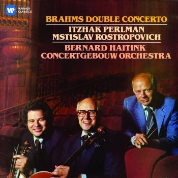 Cover Brahms: Double Concerto (Remastered)