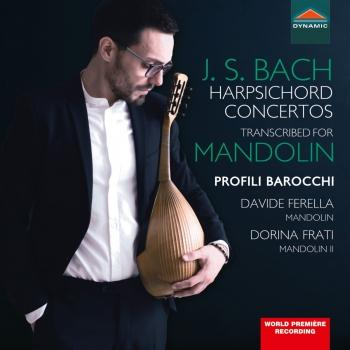 Cover Bach: Harpsichord Concertos Transcribed for Mandolin