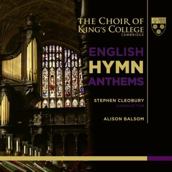 Cover English Hymn Anthems