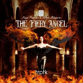 Cover The Fiery Angel