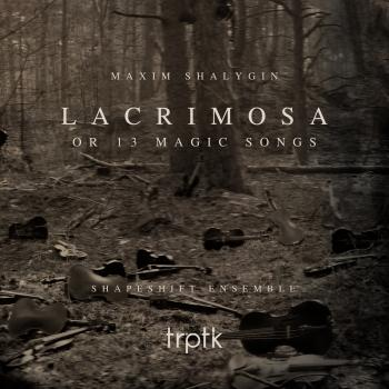 Cover Shalygin: Lacrimosa or 13 Magic Songs