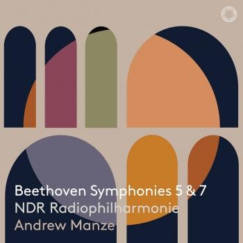 Cover Beethoven: Symphonies Nos. 5 & 7