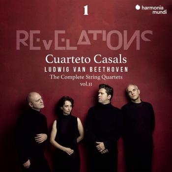 Cover Beethoven: The Complete String Quartets Vol. II - Revelations 1