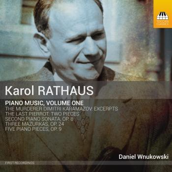 Cover Rathaus: Piano Music, Vol. 1