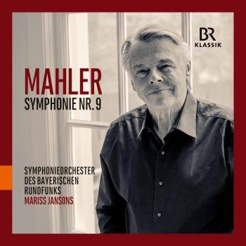 Cover Mahler: Symphony No. 9 in D Major