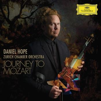 Cover Journey To Mozart