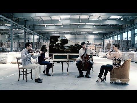 Video TELEMANN Quatuors Parisiens // Nevermind