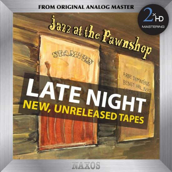 Cover Jazz at the Pawnshop - Late Night (2015 Remaster)