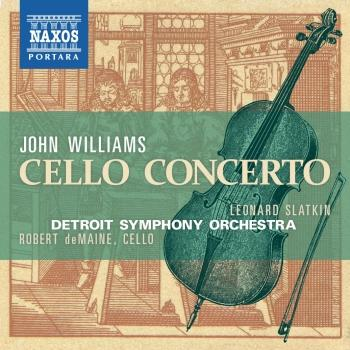 Cover Williams: Cello Concerto