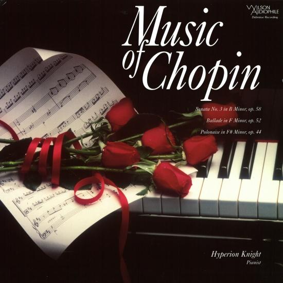 Cover Music of Chopin