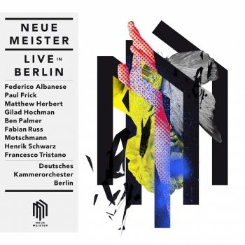 Cover Neue Meister Live in Berlin (2016)