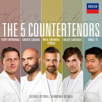 Cover The 5 Countertenors