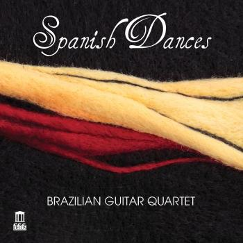 Cover Spanish Dances (Arr. Tadeu do Amaral for Guitar Quartet)