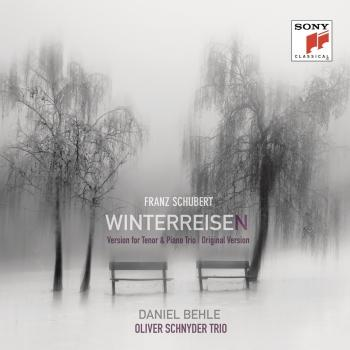 Cover Schubert: Winterreisen (Version for Tenor and Piano Trio & Original Version)