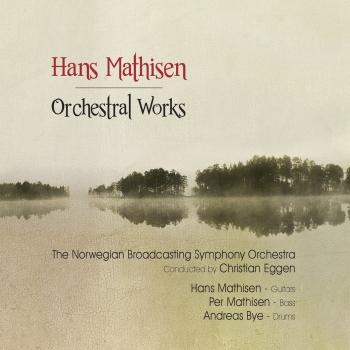 Cover Orchestral Works