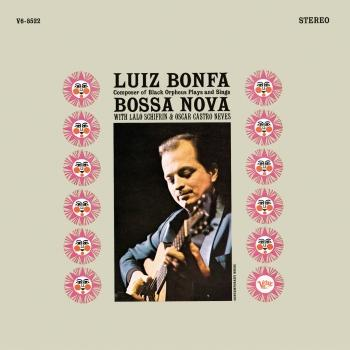 Cover Composer Of Black Orpheus Plays And Sings Bossa Nova