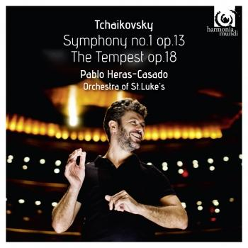 Cover Tchaikovsky: Symphony No.1, Op. 13 & The Tempest, Op. 18