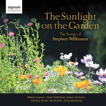 Cover Wilkinson: The Sunlight of the Garden