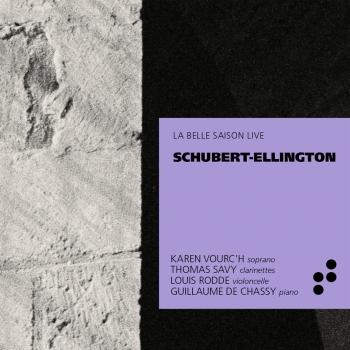 Cover Schubert-Ellington (Live)