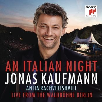 Cover An Italian Night - Live from the Waldbühne Berlin