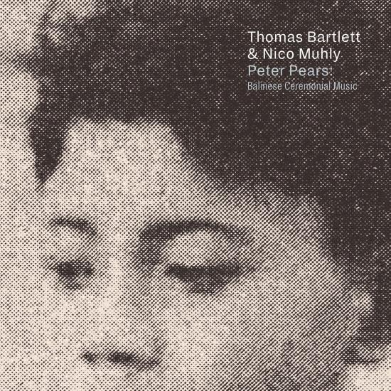 Cover Peter Pears: Balinese Ceremonial Music