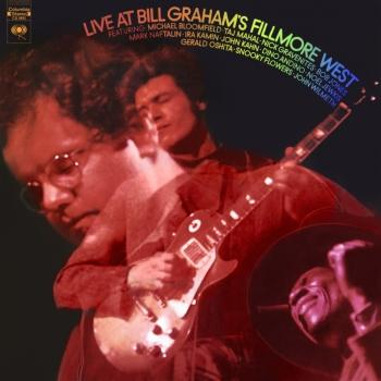 Cover Live at Bill Graham's Fillmore West (Remastered)