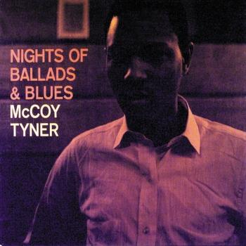 Cover Nights Of Ballads & Blues