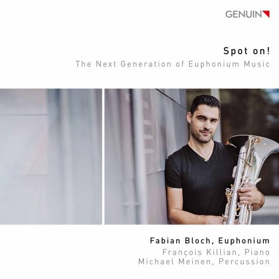Cover Spot On!: The Next Generation of Euphonium Music
