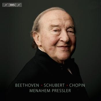 Cover Beethoven, Schubert & Chopin: Piano Works