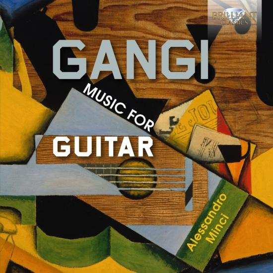 Cover Gangi: Music for Guitar