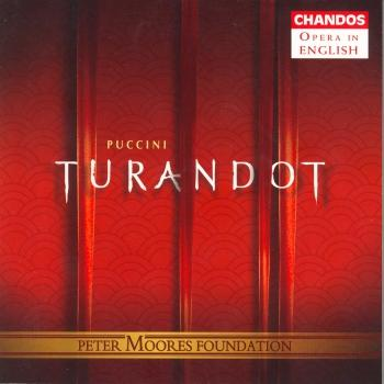 Cover Puccini: Turandot (Sung in English)