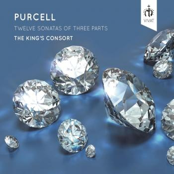 Cover Purcell: 12 Sonatas of 3 Parts