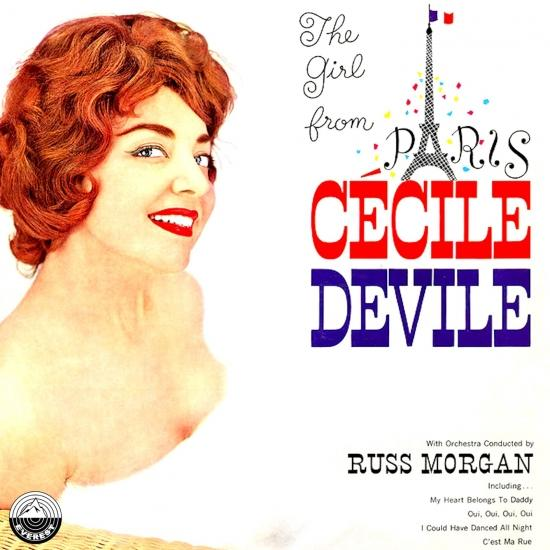 Cover The Girl from Paris (Remastered)