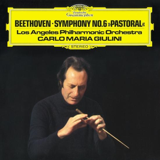 Cover Beethoven: Symphony No.6 in F, Op. 68 (Remastered)
