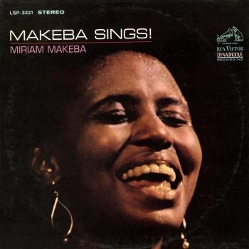Cover Makeba Sings! (Remaster)