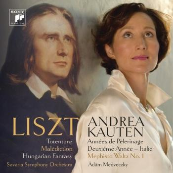 Cover Liszt: Works For Piano And Orchestra / Années De Pèlerinage II