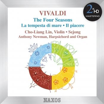 Cover Vivaldi: The Four Seasons (Remaster 2015)