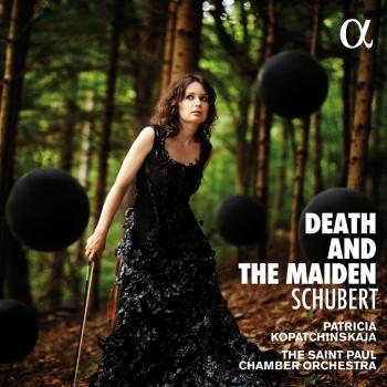 Cover Schubert: Death and the Maiden