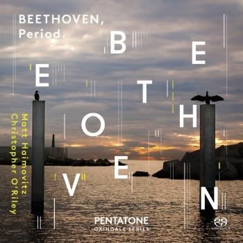 Cover Beethoven: Sonatas & Variations for Cello & Fortepiano