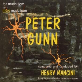 Cover Peter Gunn (The Original Sound Track Recording)