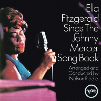 Cover Ella Fitzgerald Sings The Johnny Mercer Song Book