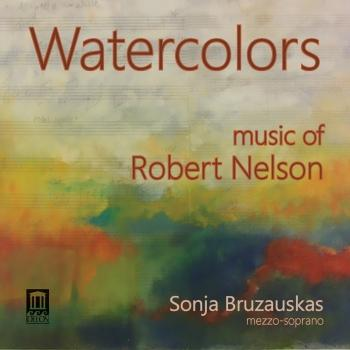Cover Nelson: Watercolors