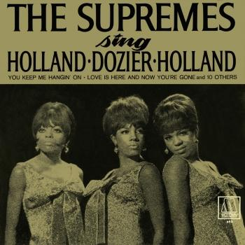 Cover The Supremes Sing HollandDozierHolland (Remaster)
