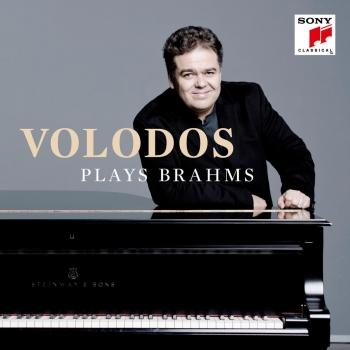 Cover Volodos Plays Brahms