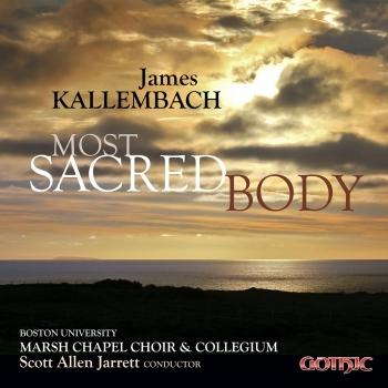 Cover Kallembach: Most Sacred Body