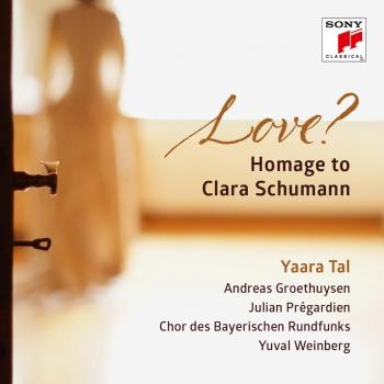 Cover Love? Homage to Clara Schumann