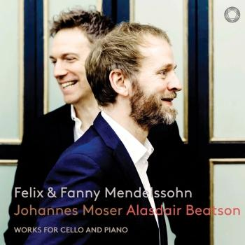 Cover Mendelssohn & Mendelssohn-Hensel: Works for Cello & Piano