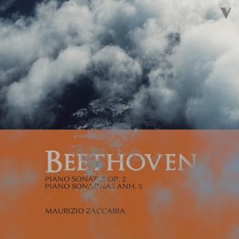 Cover Beethoven: Piano Sonatas