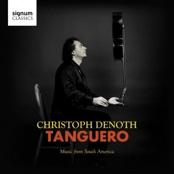 Cover Tanguero: Music from South America